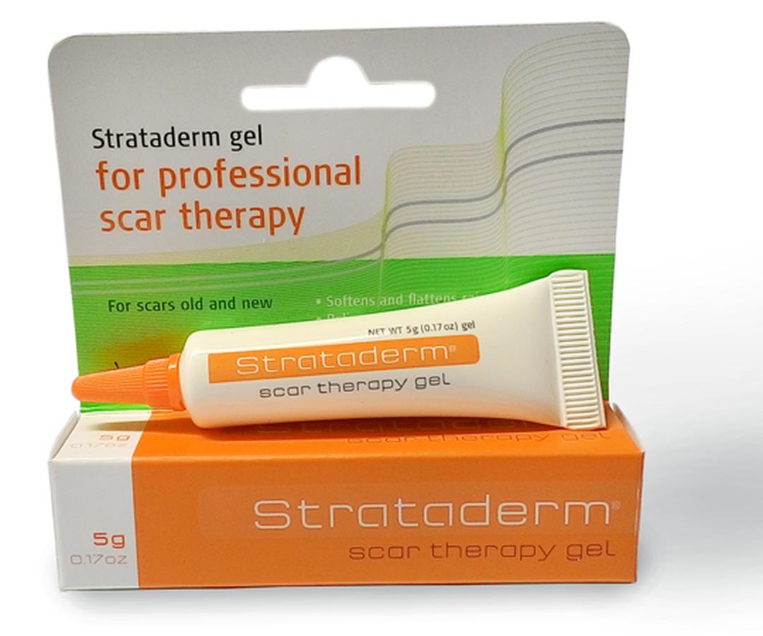 strataderm là thuốc trị sẹo tốt nhất hiện nay