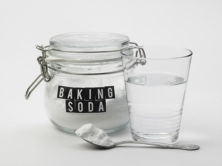 Cách trị mụn đầu đen tại nhà bằng baking soda