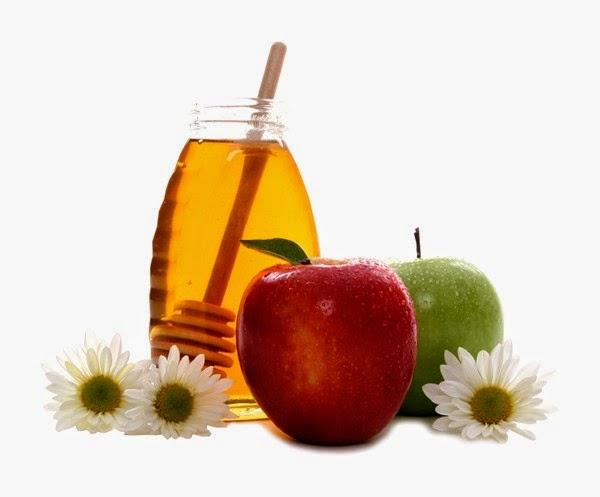 Kết hợp mật ong và táo trị mụn