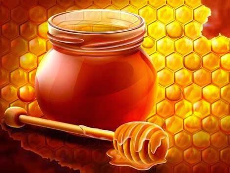 Trị mụn bằng mật ong nguyên chất