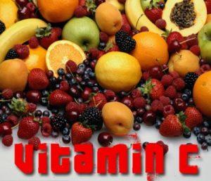 Người bị sẹo lõm nên bổ sung vitamin C