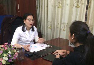 Phỏng vấn bs Phượng - GĐ Trung tâm trị mụn Nam y
