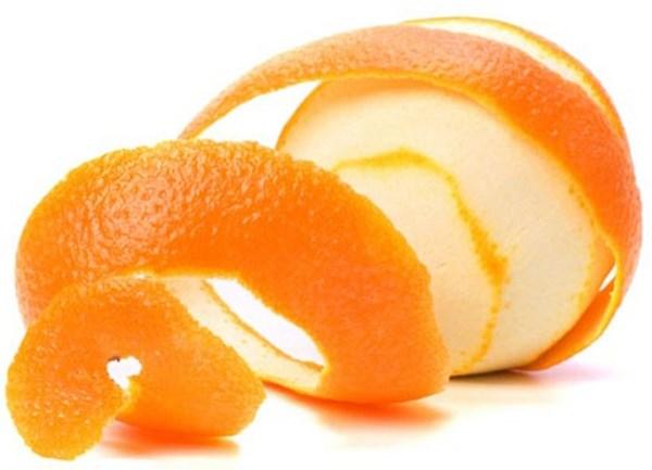 Cách trị mụn bọc tại nhà bằng vỏ cam