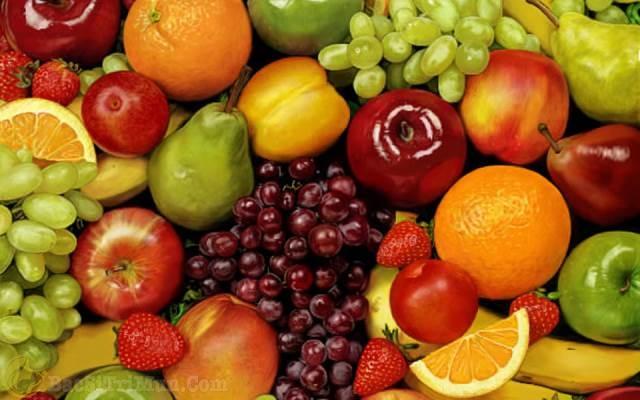 Trái cây có chứa rất nhiều hàm lượng acid salicylic