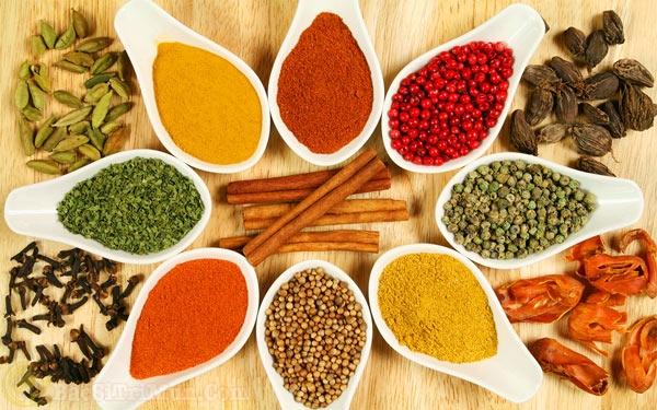 acid salicylic có trong các loại gia vị