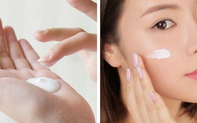 cách chăm sóc da mặt hiệu quả bằng kem dưỡng ẩm