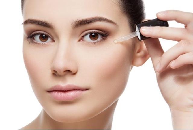 cách chăm sóc da mặt đúng cách với serum