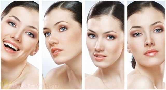 Chăm sóc da mặt đúng cách sẽ giúp làn da mịn màng hơn