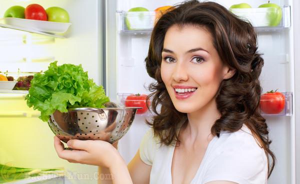Bổ sung các loại trái cây cho cơ thể