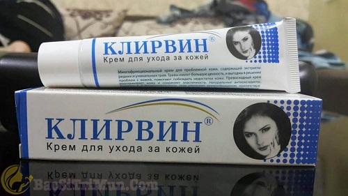 Kem trị sẹo Klirvin có hiệu quả không?