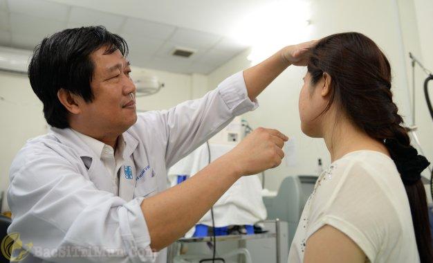 bác sĩ Trần Anh Tuấn (Chuyên khoa Da liễu - Bệnh viện Bạch Mai - Hà Nội)