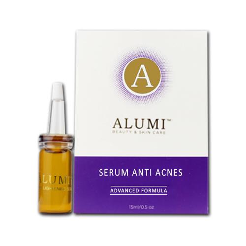 Serum trị mụn Alumi
