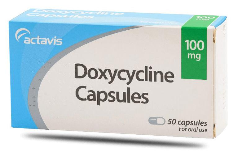 Doxycycline là thuốc điều trị mụn trứng cá hiệu quả nhất