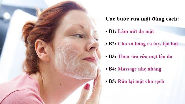 Nguyên tắc trị mụn ẩn dưới da