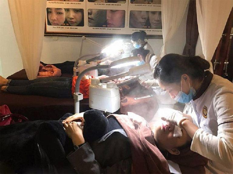 Phương pháp trị thâm ở Trung tâm Da liễu Đông Y Việt Nam mang lại hiệu quả cao mà an toàn lành tính