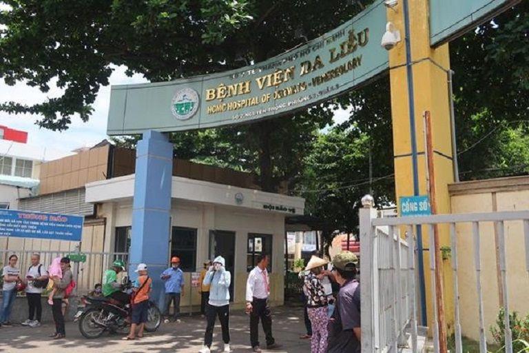 Trị mụn tại Bệnh viện Da liễu Hồ Chí Minh hiệu quả