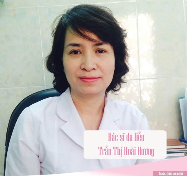 Bác sĩ Da Liễu TPHCM Trần Thị Hoài Hương