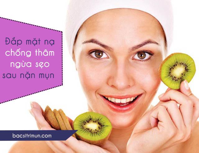 Cách chăm sóc da sau khi nặn mụn bằng mặt nạ tự nhiên