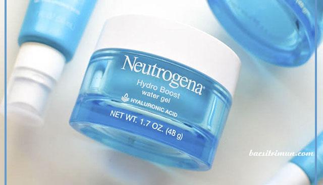 kem dưỡng ẩm cho da mặt khô vào mùa đông Neutrogena Hydro Boost Water Gel