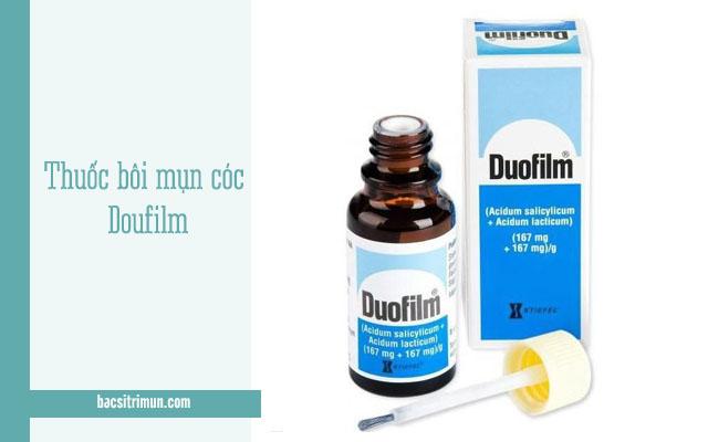 thuốc trị mụn cóc Doufilm