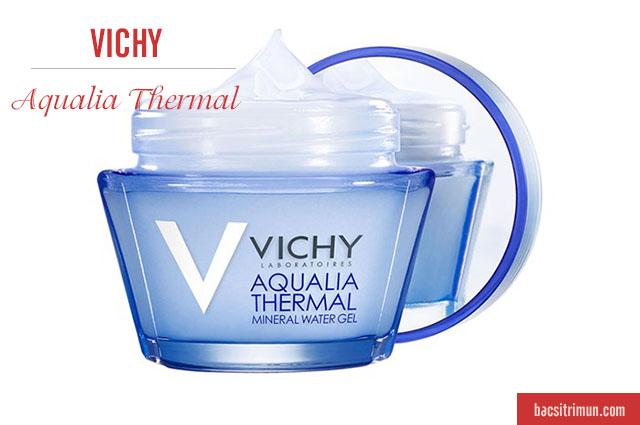 Kem dưỡng ẩm cho da khô nhạy cảm Vichy Aqualia Thermal