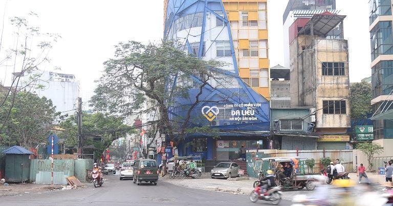 Viện Da liễu Hà Nội Sài Gòn chính thức ra đời thay cho Trung tâm Da liễu Đông y Việt Nam