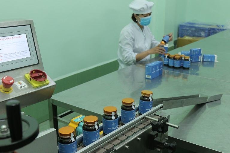 Viện Da liễu nghiên cứu và bào chế ra nhiều sản phẩm Đông y an toàn, lành tính